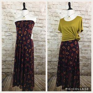 ⬇️ FINAL DROP LuLaRoe Maxi Skirt, NWT